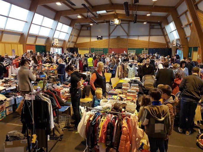 Bourse aux vêtements et jouets à Kriegsheim