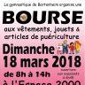 Bourse aux vêtements, jouets et articles de puériculture à Bartenheim 2018