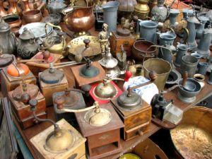 Bourse de miniatures