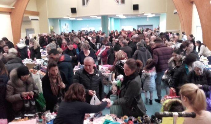 Bourse de puériculture et petite enfance d\'automne-hiver à Ungersheim 2018