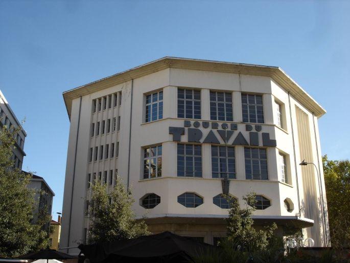 La Bourse du Travail, une salle de spectacle emblématique de la ville de Lyon