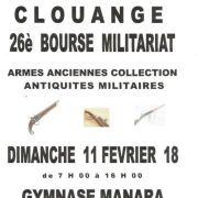 Bourse Militariat et multi-collections à Clouange 2019