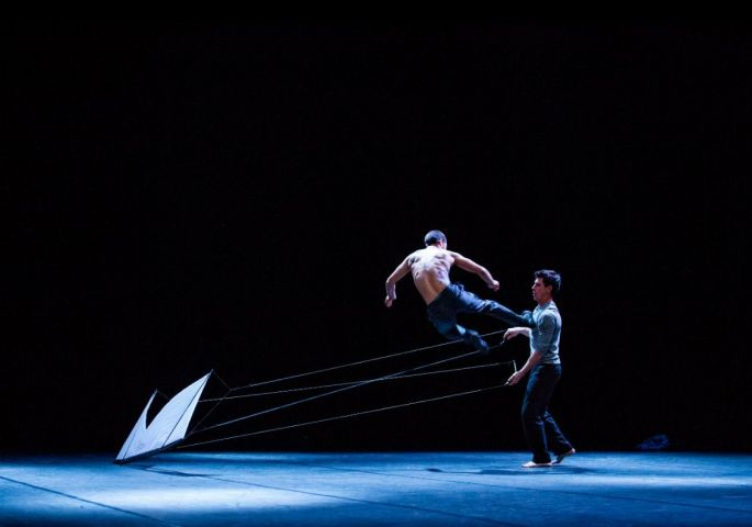 Boutelis - Cirque sans sommeil