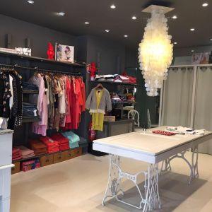 L\'intérieur de la boutique Imagine