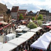 Braderie du 1er mai à Molsheim 2021