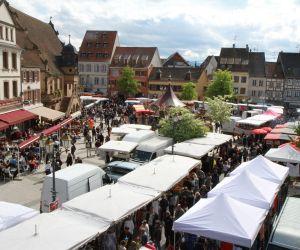 Braderie du 1er mai à Molsheim 2020