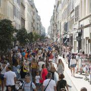 Braderie du centre-ville Marseille