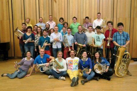 Brass Band du Conservatoire de Strasbourg