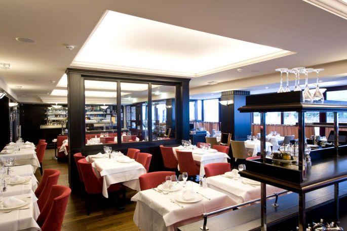 Brasserie Le Trident Mulhouse Hôtel Holiday Inn Restaurant ex ...