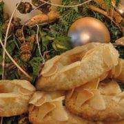Bredala : les anneaux aux amandes