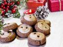 Bredala : les boutons du Père-Noël