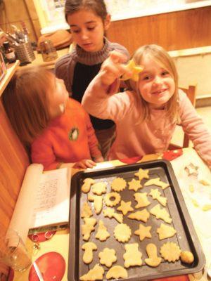 Les bredalas de Noël à faire avec les enfants