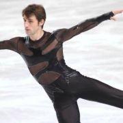 Brian Joubert fait le tour des patinoires de la région
