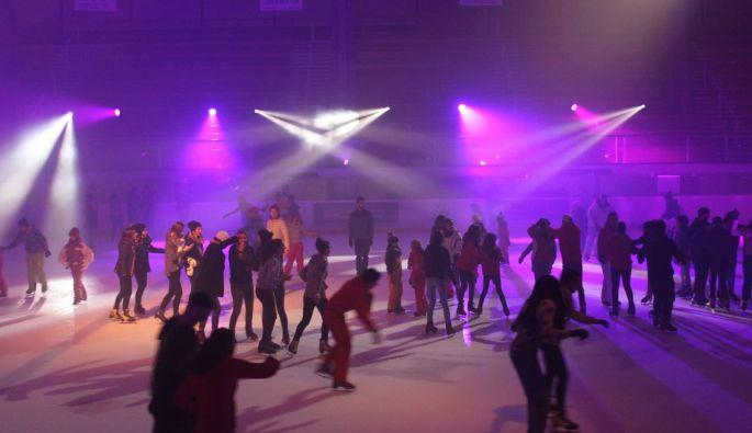 Brisez la glace à la patinoire de Colmar