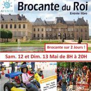 Brocante du Roi printemps à Lunéville 2018