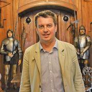 Bruno Caro, à la conquête du château du Haut-Koenigsbourg