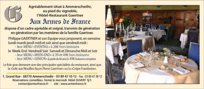 Aux Armes de France