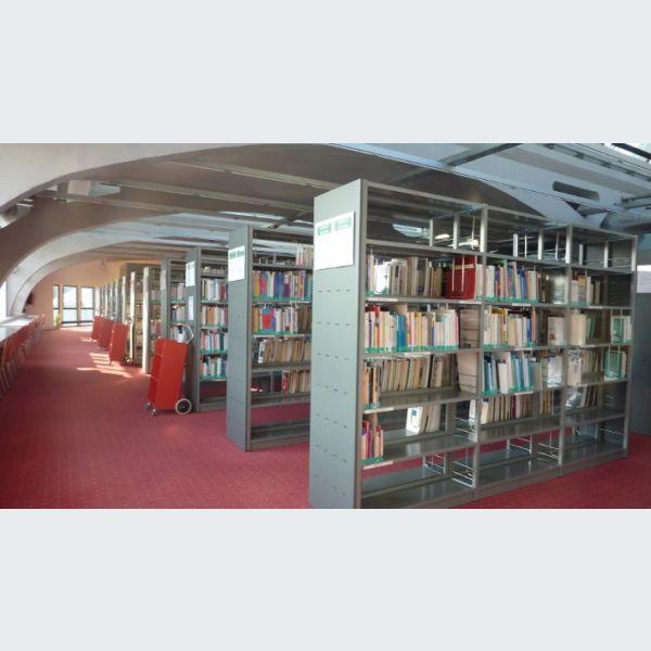 Biblioth 232 Que Universitaire De La Fonderie De Mulhouse