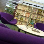 Bibliothèque Universitaire Illberg de Mulhouse