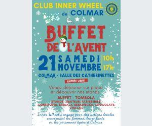 Buffet annuel Inner Wheel Colmar