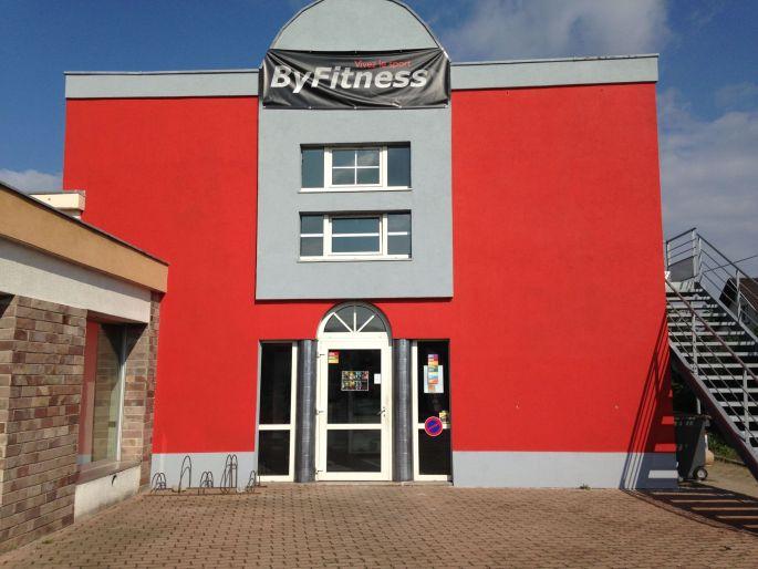 La salle de sport ByFitness à Wittenheim