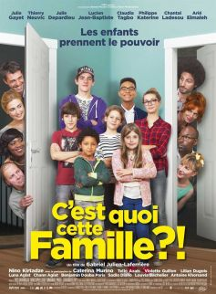 C\'est quoi cette famille ?!