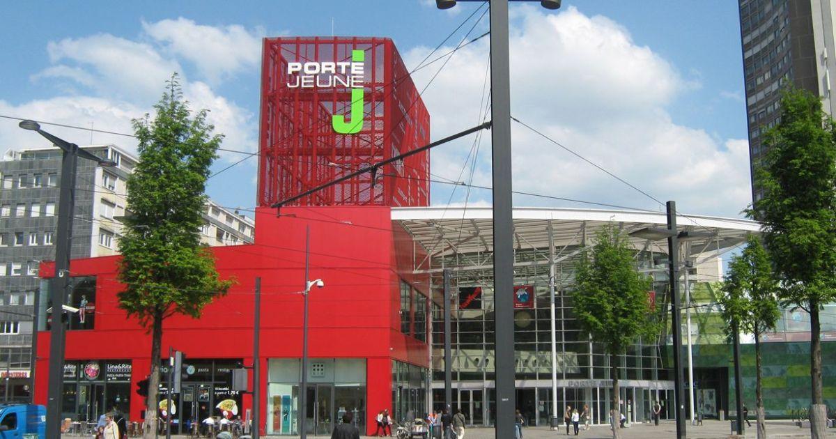 A bouge porte jeune mulhouse actu shopping for Centre commercial porte d italie