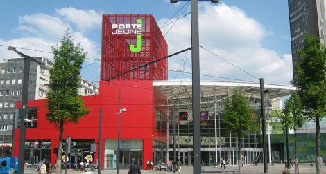 Centre commercial porte jeune mulhouse conception carte for Porte jeune mulhouse