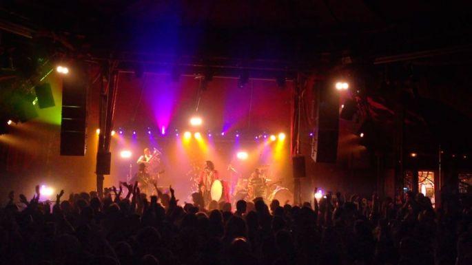 Concert au Cabaret Sauvage