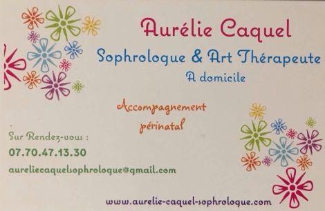 Cabinet sophrologie & Art thérapie Aurélie Caquel