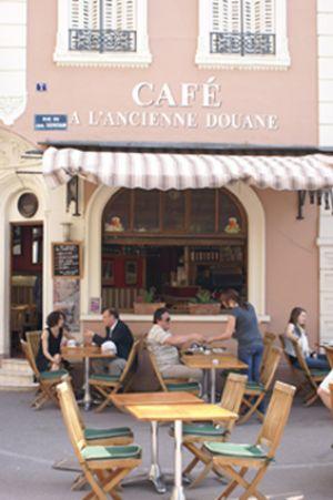 cafe a l'ancienne douane colmar