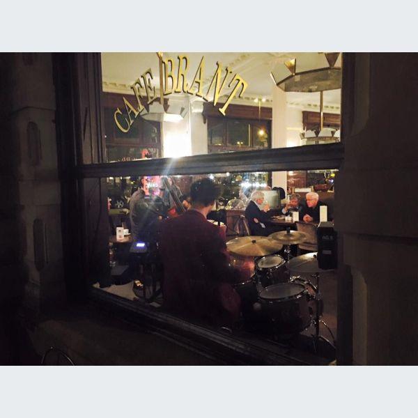Caf brant strasbourg bar et caf for Gainsbourg vu de l exterieur