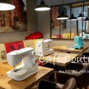 Café Couture - Cours de couture à Haguenau