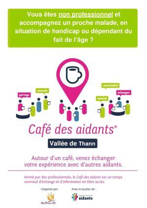 Café des aidants de la Vallée de Thann
