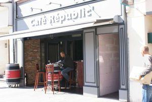 cafe republic', bar et terrasse a mulhouse, plan et horaires