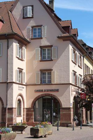 Caisse d\'Epargne de Kaysersberg