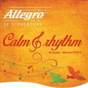 Ensemble vocal Allegro : Calm & Rythm