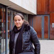Camélia Belmir, jeune Mulhousienne engagée