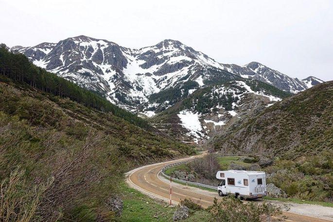 Camping-cars: avantages et inconvénients