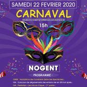Carnaval 2020 à Nogent
