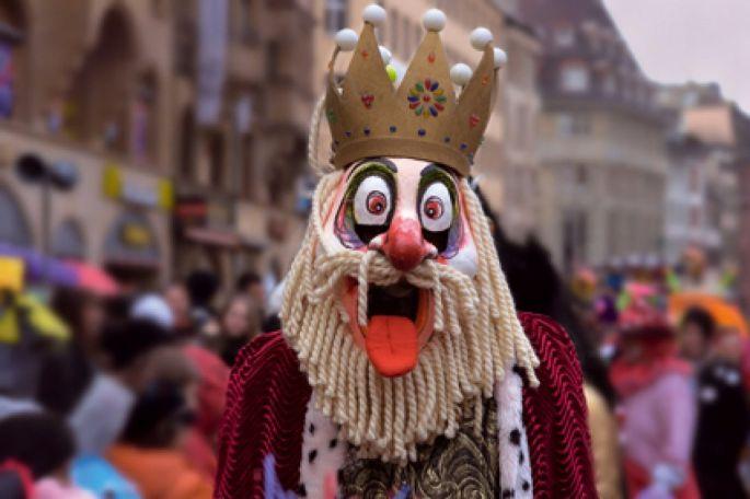 Carnaval à Colmar 2013