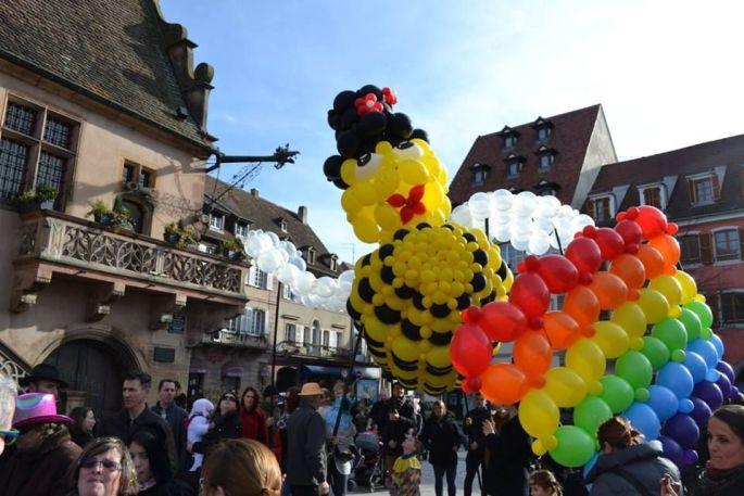 Carnaval à Molsheim 2018