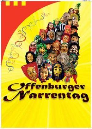 carnaval a offenburg  offenbourg en allemagne, pas loin de strasbourg : cavalcade et festivites