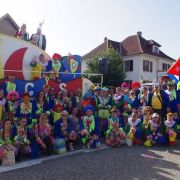 Carnaval à Sarreguemines 2018 : Cavalcade internationale