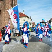 Carnaval de Village-Neuf 2018