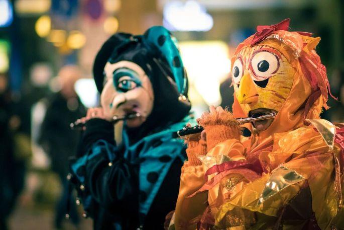 Carnaval de Bâle
