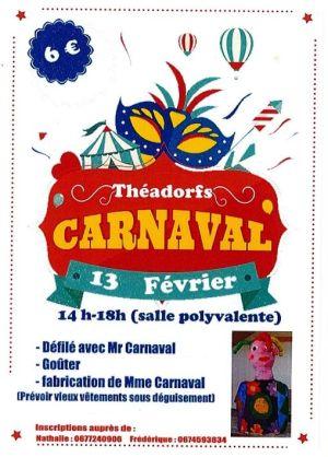 Carnaval de Batzendorf 2018