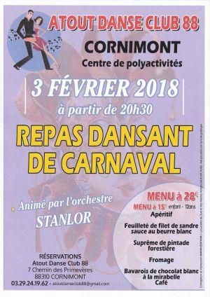 Carnaval de Cornimont 2018