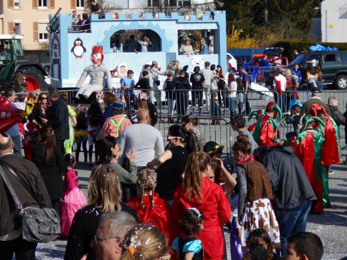 Le Carnaval de Delle bat son plein!