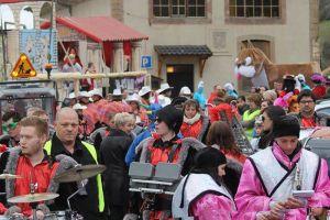 carnaval a liepvre : week-end carnavalesque (bal de carnaval, defile, cavalcade)